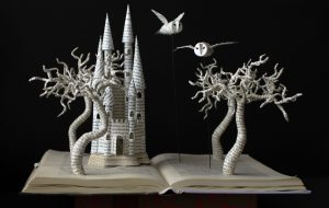 Fairy Tale Castle The Art of Books